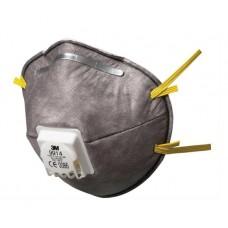 3M 9914 FFP1 Ventilli  Düşük Kons.Organik Gaz Ve Toz Maskesi
