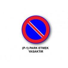 Durma ve Parketme İşaretleri,P-1