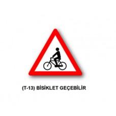 Tehlike Uyarı İşaretleri,T-13