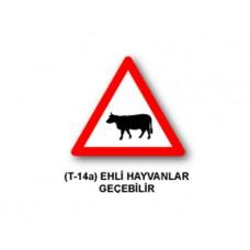 Tehlike Uyarı İşaretleri,T-14a