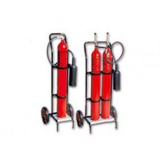 Karbondioksit Gazlı Arabalı Söndürücüler,MD 0692