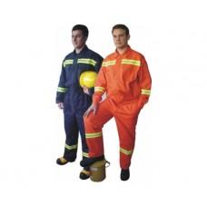 Isı ve Alevden Koruyucu Endüstriyel Amaçlı Elbiseler