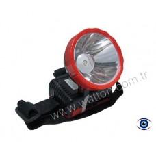 Watton Bm 150 Şarjlı Ledli Kafa Feneri