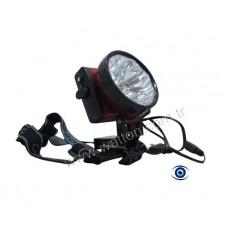 Watton Bm 302 Şarjlı Ledli  Kafa Feneri