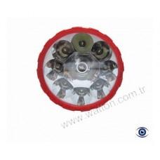 Watton Bm 149 Şarjlı Ledli Kafa Baret Lambası