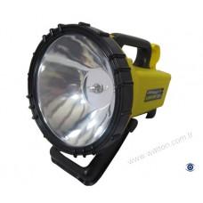 Watton Bm 076 Şarj Edilebilir Projektör
