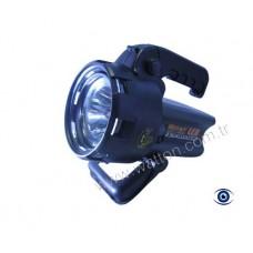 Watton Wt 157 Şarj Edilebilir Power Ledli Projektör