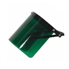 Baret Takılabilir Yüz Siperliği / Yeşil Vizörlü,GE 1255-3